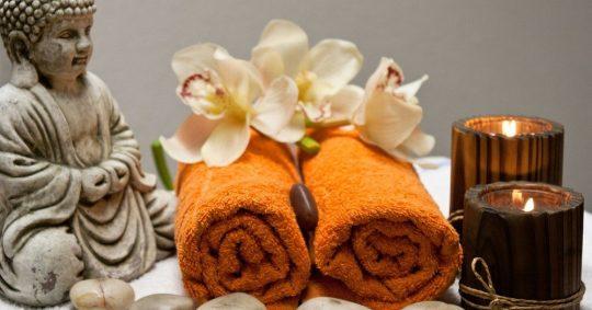 Ta hand om kroppen med massage